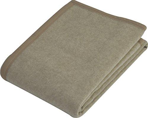 京都西川 毛布 カシミヤ100% 天然繊維 高品質 上品な光沢...