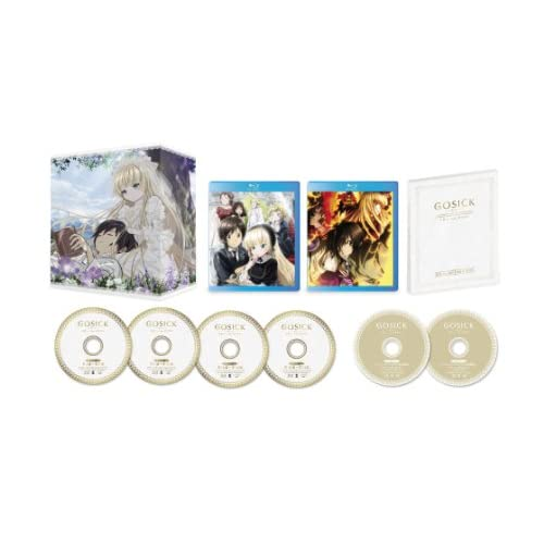 GOSICK-ゴシック- Blu-ray BOX