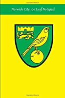 Norwich City 100 Leaf Notepad