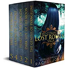 The Complete Lost Royals Saga (Seaton Falls Academy Box Set)