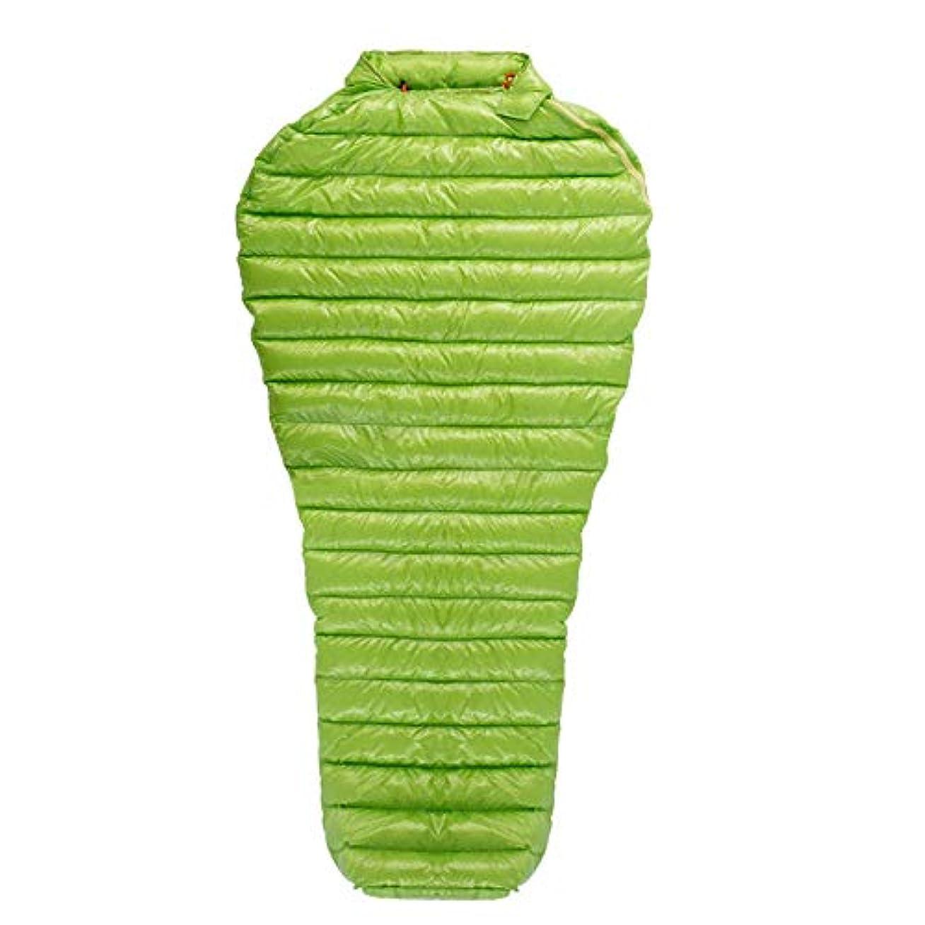オプション無数のトピック超軽量寝袋屋外キャンプ長い大人の怠laなバッグ