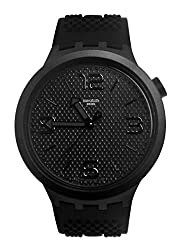 [スウォッチ] 腕時計 BBBLACK BBブラック Big Bold SO27B100 正規輸入品
