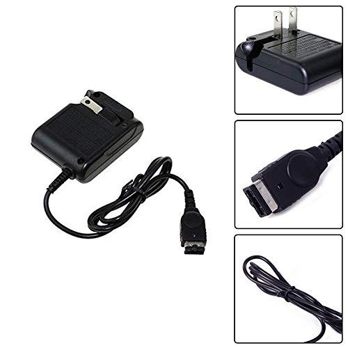 充電器 NintendoDSNDSGameBoyAdvanceGBASP適用チャージングプラグチャージャー 出力:5.2V 320mA