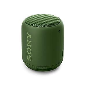 ソニー SONY ワイヤレスポータブルスピーカー 重低音モデル SRS-XB10 : 防水/Bluetooth対応 グリーン SRS-XB10 G