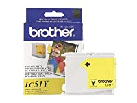 Brother International Corporation lc51yイエローインクカートリッジfor use with fax1360/ 1860C / 1960C