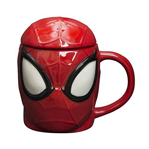 MARVEL(マーベル) 「 スパイダーマン 」 立体3D マグカップ 450ml SAN2605