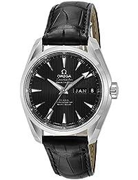 [オメガ]OMEGA 腕時計 シーマスターアクアテラ ブラック文字盤 コーアクシャル自動巻 231.13.39.22.01.001 メンズ 【並行輸入品】
