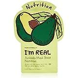 TONYMOLY I'm Real Avocado Mask Sheet Nutrition