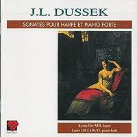 Sonates Pour Harpe Et Piano