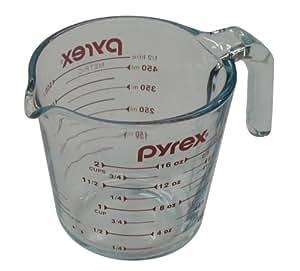 PYREX メジャーカップ 500ml L-1517