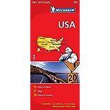 USA - Michelin National Map 761 (Michelin National Maps)