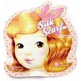 シルクスカーフ ダブルケアヘアマスク【10枚セット】 【EtudeHouse - エチュードハウス】