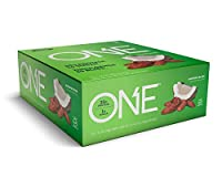 ONE Protein Bar, Almond Bliss, 20g Protein, 12 Ct [並行輸入品]