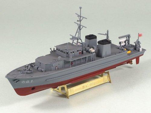 ピットロード 1/350 海上自衛隊 掃海艇 MSC-681 すがしま JB16