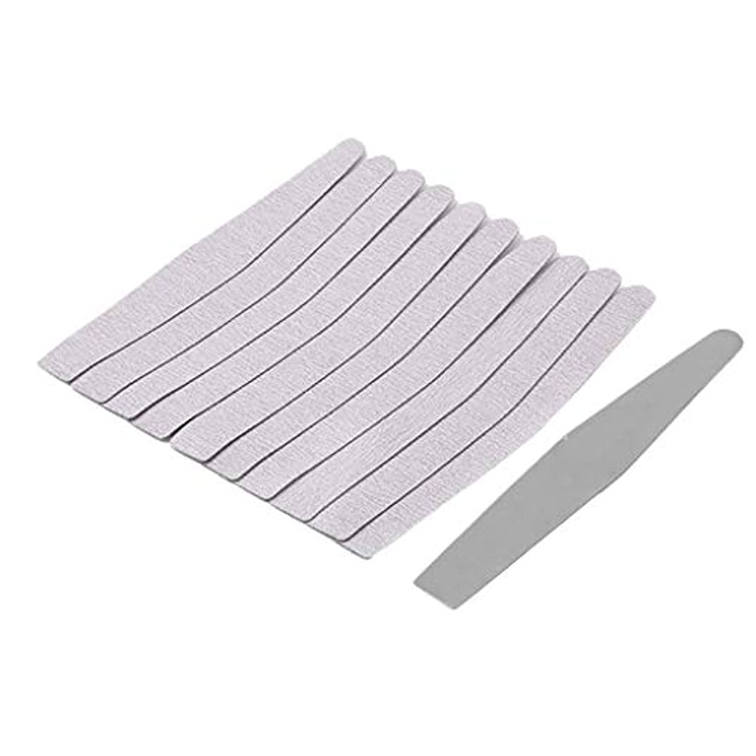 ベッドカーペットリフレッシュネイルケア ネイルファイル 爪やすり ネイルバッファー 爪磨き ネイル道具 全5選択 - 02