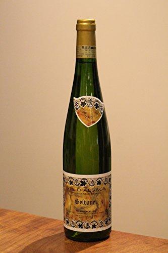 ジェラール・シュレール シルヴァネール ノンフィルター SO2無添加醸造 2013 750ml