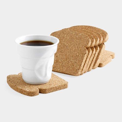 ずいぶん小さなパンですね?