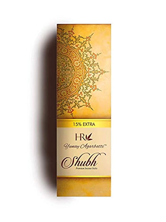 寓話代名詞蓋Yunay Agarbatti Shubh (3 in 1) Incense Sticks 300gm + 45 gm Extra Free (Pack of 3)
