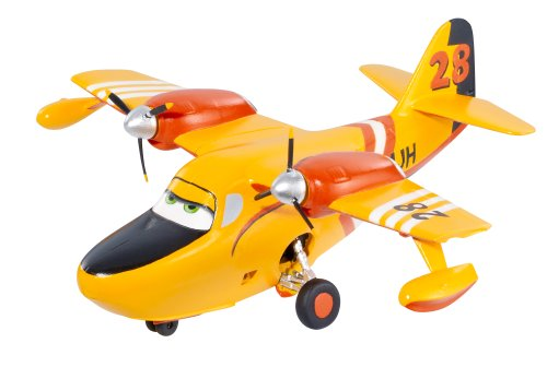 Disney Planes: Fire & Rescue Oversized Lil' Dipper Vehicle マテル ディズニー  デラックス「プレーンズ2 ファイヤー&レスキュー」 ディッパー