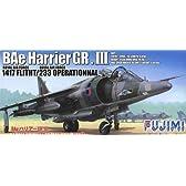 フジミ模型 1/72 F55 BAeハリアーGR III