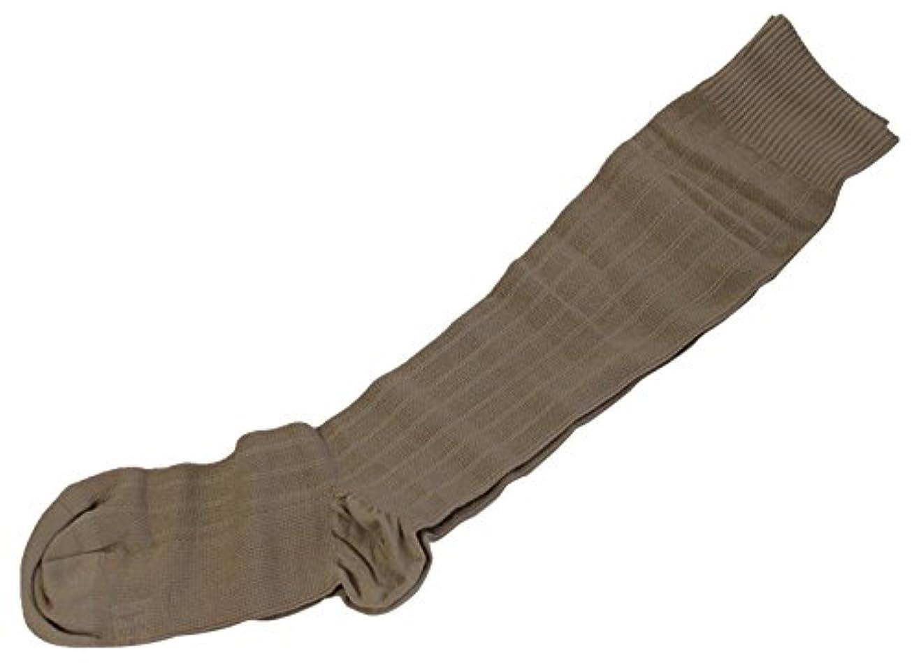 海賊破滅条件付きギロファ?メッシュソックス ベージュ Mサイズ(24.0~25.5cm)