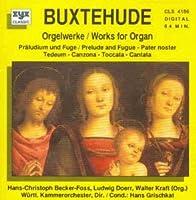 Orgelwerk/Works For Organ