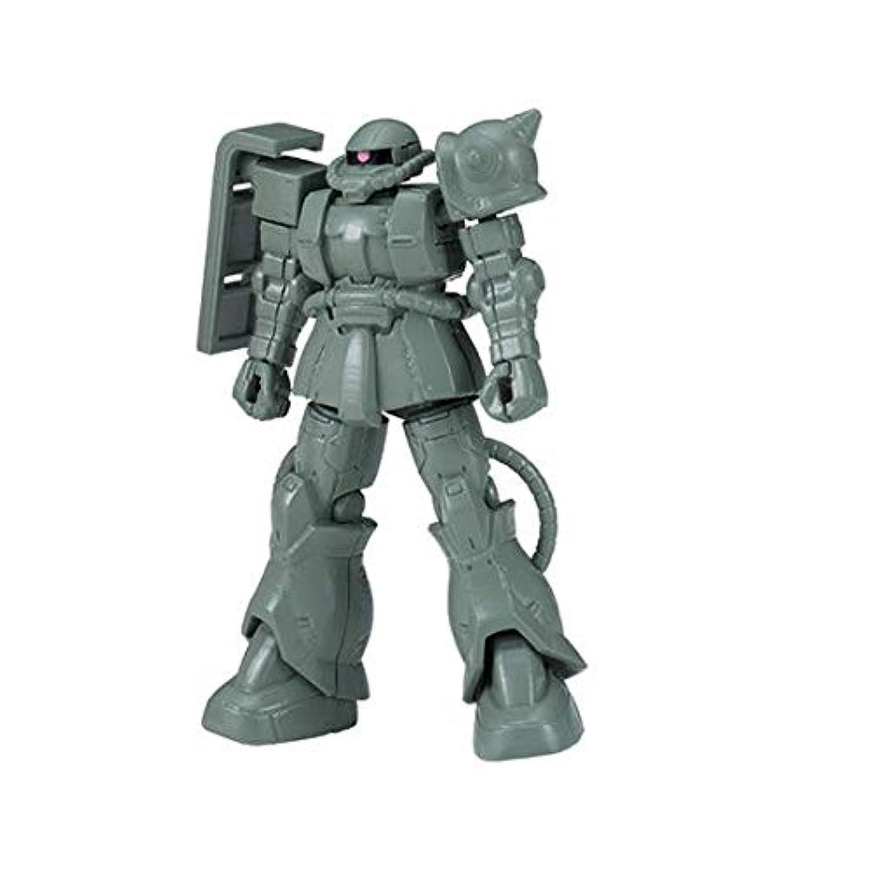 ガシャプラ モビルスーツ01 機動戦士ガンダム THE ORIGIN [2.量産型ザクII](単品)