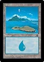 英語版 ポータル・セカンドエイジ Portal Second Age P02 島 Island (A) マジック・ザ・ギャザリング mtg