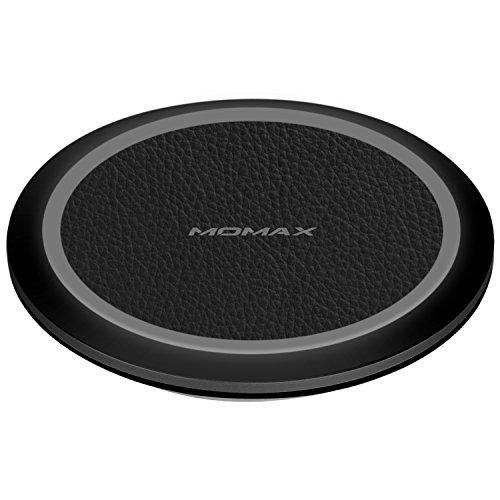 [해외]MOMAX Qi 무선 충전기 QC3.0 10W 급속 충전 Quick Charge 원형 평면 무선 충전기 넣으면 충전 Wireless charger iPhone 8 | iPhone 8 Plus | iPhone X | Galaxy S8 | S8 + | S7 | S7 Edge | S6 | S6 Edge | /MOMAX Qi Wireless Charger QC 3.0 1.0W ...
