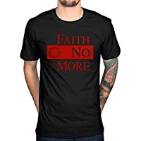 RHDFHK Official Faith No More Star Logo T-Shirt Angel Dust Sol Invictus We Care A Lot