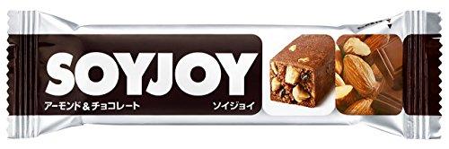 大塚製薬 ソイジョイ アーモンド&チョコレート 30g×12個 -