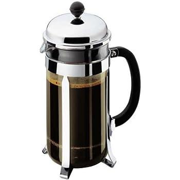 【正規品】 BODUM ボダム CHAMBORD コーヒーメーカー 1.0L 1928-16