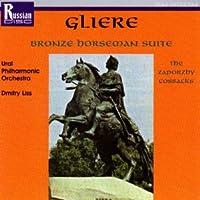 Gliere;Bronze Horseman Suit