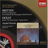 Britten: Holst