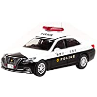 RAI'S 1/43 トヨタ クラウン ロイヤル (GRS210) 2017 神奈川県警察所轄署地域警ら車両 完成品