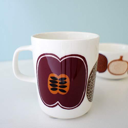 marimekko KOMPOTTI マグカップ 85 コンポッティ マリメッコ [69317]