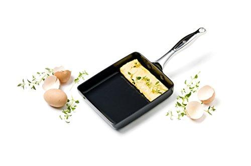 グリーンパン 卵焼き 用 フライパン ブリュッセル エッグパン