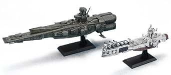 EXモデル 1/1700 サラミス&マゼラン (機動戦士ガンダム)