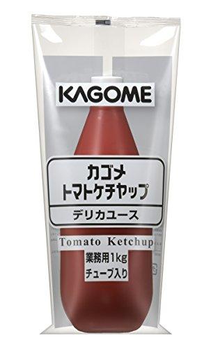 カゴメ トマトケチャップ デリカユース 1Kg