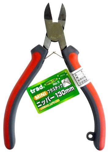 三共コーポレーション NO.5 TRAD ミニプラニッパー 家庭日用品