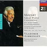 Piano Concertos 20 21 23 24 25