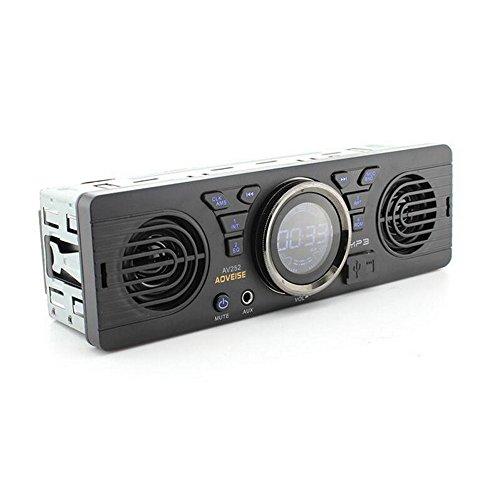 Boomboost AV252 12V 車載MP3ラジオ音響...
