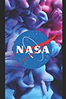 Journal: A unofficial nasa themed notebook journal for your everyday needs