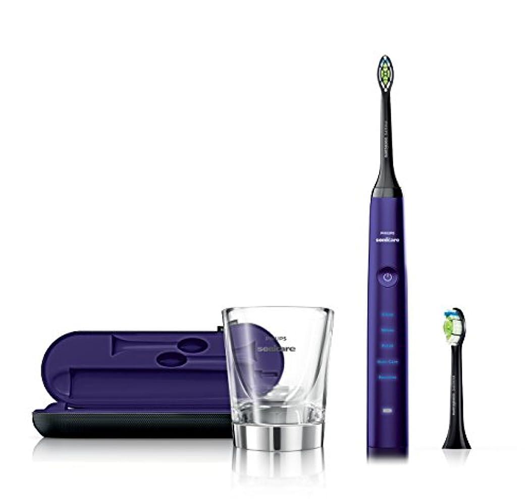 近く加速する欲しいですPhilips Sonicare ダイヤモンドクリーン ソニック 充電式電動歯ブラシ HX9372/04