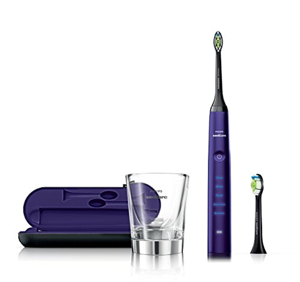 民主主義行動原告Philips Sonicare ダイヤモンドクリーン ソニック 充電式電動歯ブラシ HX9372/04