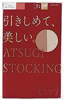 [アツギ] ATSUGI STOCKING(アツギ ストッキング) 引きしめて、美しい。 〈3足組〉 FP8813P レディース パウダリーピンク 日本 S~M (日本サイズS-(日本サイズS-M相当)