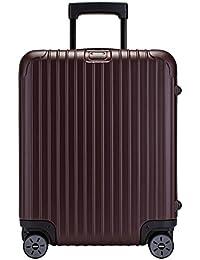 [ リモワ ] Rimowa サルサ 軽量 47L 4輪 マルチウィール スーツケース 810.56.14.4 マットカルモナレッド SALSA MultiWheel matte carmona red キャリーバッグ [並行輸入品]