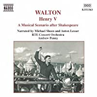 Walton: Henry V (2006-08-01)