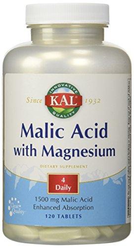 リンゴ酸&マグネシウム 120粒