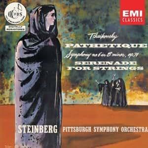 Symphony 6: Pathetique / Serenade for Strings